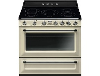 Appliances Online Smeg TR90IP9 90cm Victoria Aesthetic Freestanding Induction Oven/Stove