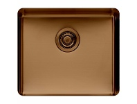 Appliances Online Titan Large Single Bowl Sink Cognac TSCG52