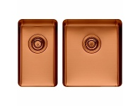 Appliances Online Titan Small Single Bowl Sink Copper TSCP2840