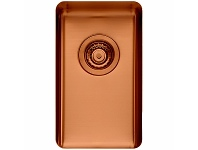 Appliances Online Titan Small Single Bowl Sink Copper TSCP28