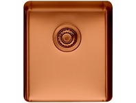 Appliances Online Titan Medium Single Bowl Sink Copper TSCP40