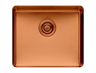 Appliances Online Titan Large Single Bowl Sink Copper TSCP52