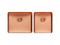 Appliances Online Titan large and Medium Bowl Rose Gold TSRG4052
