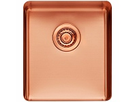 Appliances Online Titan Medium Single Bowl Rose Gold TSRG40