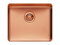 Appliances Online Titan Large Single Bowl Sink Rose Gold TSRG52