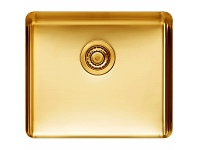 Appliances Online Titan Large Single Bowl Sink Royal Gold TSRY52