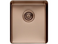 Appliances Online Titan Medium Single Bowl Sink Sunstone TSSN40