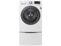 Appliances Online LG TWIN171411B 11kg Front Load Washing Machine with 2.0kg Mini Washer