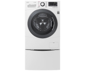 LG TWIN171411B 11kg Front Load Washing Machine with 2.0kg Mini Washer