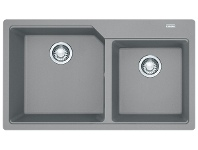 Appliances Online Franke UBG220-86SG Urban Granite 1 and 3/4 Bowl Sink