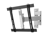 Appliances Online One For All UE-WM6452 Ultra Slim Tilt and Turn Wall Mount for 32 to 65 Inch TVs