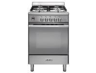 Appliances Online Glem UN664MVI 60cm Freestanding Natural Gas Oven/Stove