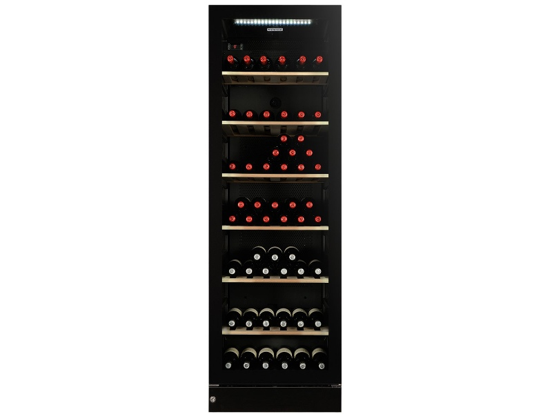 Vintec 170 Bottle Wine Storage Cabinet V190SG2EBK