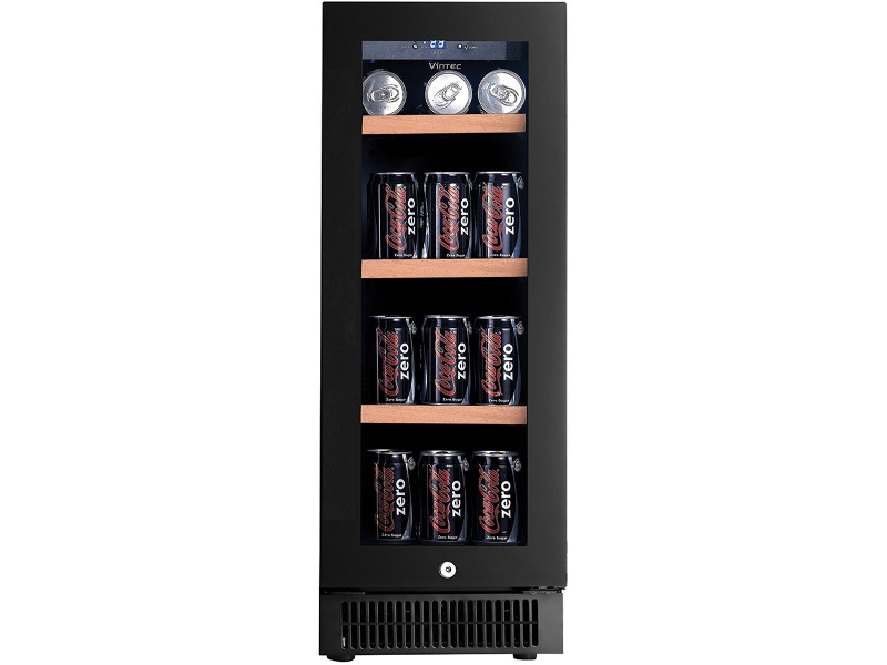 Vintec 48 Beer Bottle Beverage Centre V20BVCBK