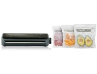 Appliances Online Sunbeam FoodSaver 35 x Reusable Vacuum Zipper Bags and FoodSaver Lock and Seal Pack VS0500VS4500