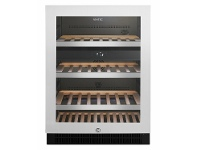 Appliances Online Vintec 50 Bottle Dual Zone Wine Storage Cabinet Stainless Steel VWD050SSB