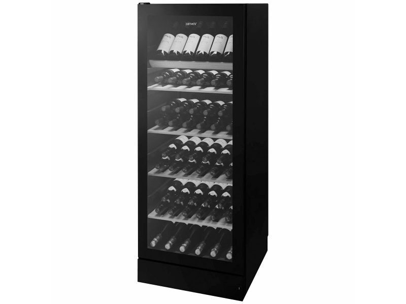 Vintec 148 Bottle Wine Storage Cabinet VWM148SBA-L