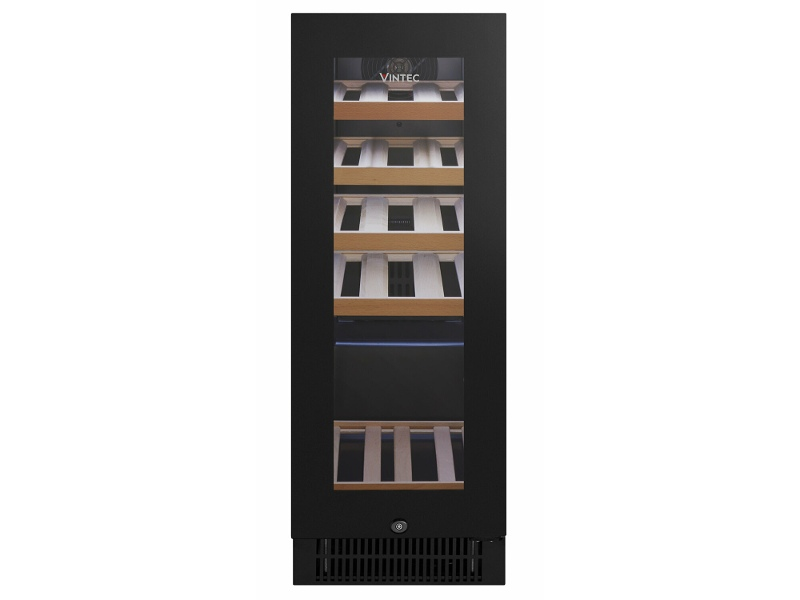 Vintec 20 Bottle Wine Cabinet VWS020SBB