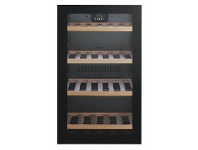 Appliances Online Vintec 35 Bottle Single Zone Wine Cabinet Black VWS035SBB