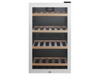 Appliances Online Vintec 35 Bottle Single Zone Wine Cabinet Stainless Steel VWS035SSB