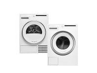 Appliances Online Asko 8kg/8kg Laundry Package W2084C.WT208C.W