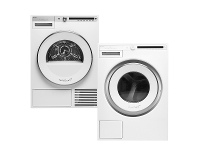 Appliances Online Asko8kg/8kg Laundry Package W4086C.WT408HD.W