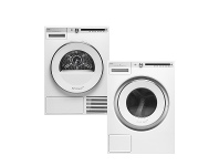 Appliances Online Asko 10kg/10kg Laundry Package W4104C.WT410HD.W
