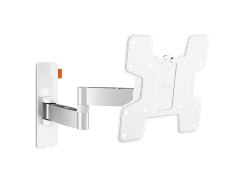 Vogel's WALL2145W Full-Motion TV Wall Mount for 19 to 40 Inch TVs White
