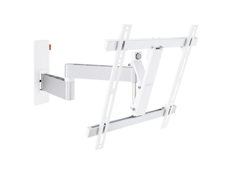 Vogel's WALL3245W Full-Motion TV Wall Mount For 32 to 55 Inch TVs White