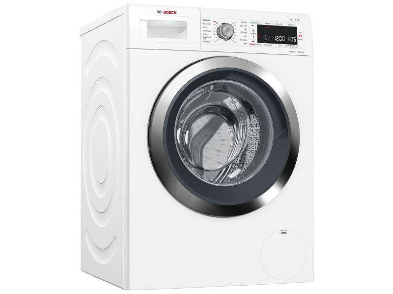 Bosch 9kg Serie 8 Front Load Washing Machine with i-DOS WAW28620AU