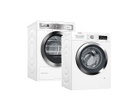 Appliances Online Bosch 9kg/9kg Laundry Package WAW28620AUWTY877W0AU