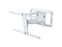 Appliances Online Westinghouse WCDA64-W Full-Motion TV Wall Mount for 37-75 Inch and Curved TVs