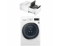 Appliances Online LG 8kg/2kg Dual Washer Laundry Package WD1408NCWWTP20Y