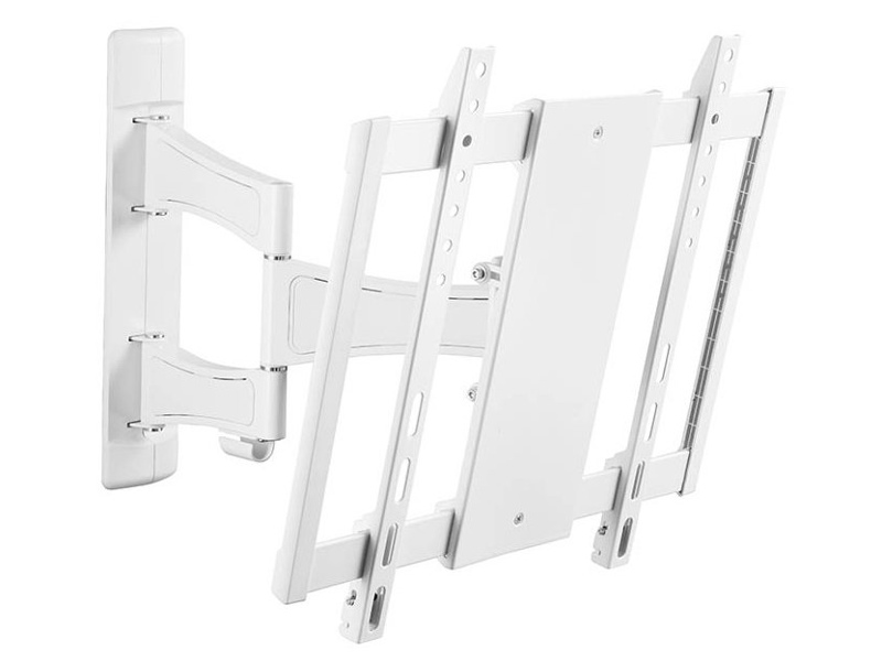 Westinghouse WDA44-W Full Motion TV Wall Mount for 32 to 50 Inch TVs