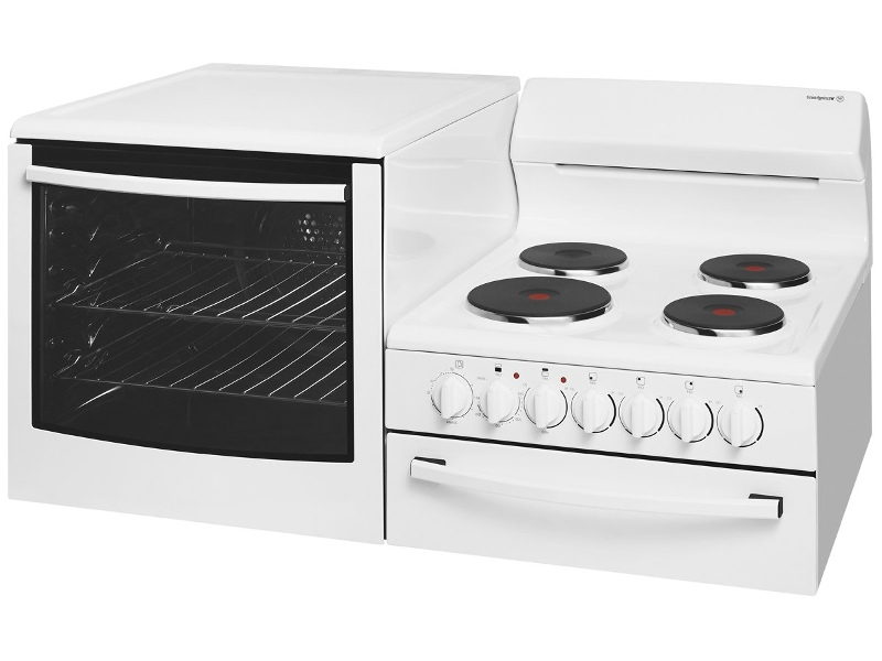 Westinghouse WDE135WA-L Elevated Electric Stove/Oven