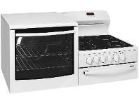 Appliances Online Westinghouse WDE147WA-L Elevated Electric Oven/Stove