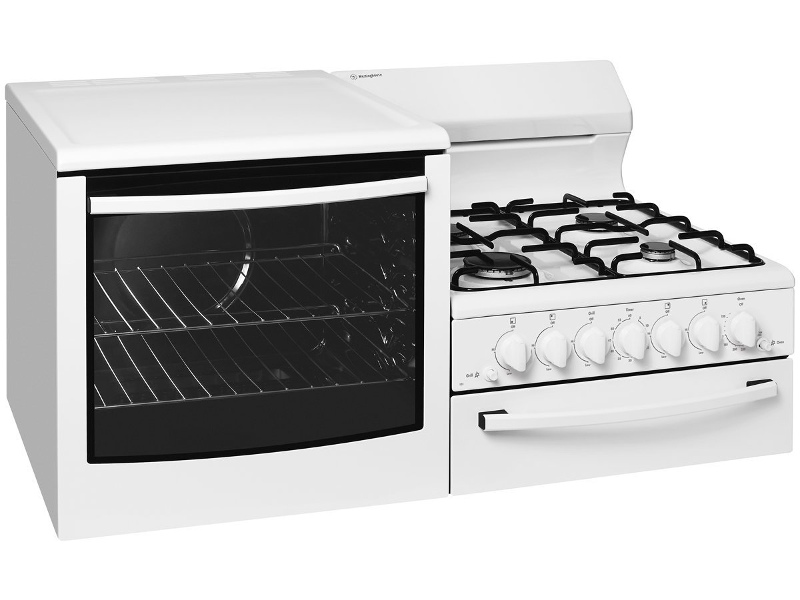 Westinghouse WDG101WBNG-L Elevated Natural Gas Stove/Oven