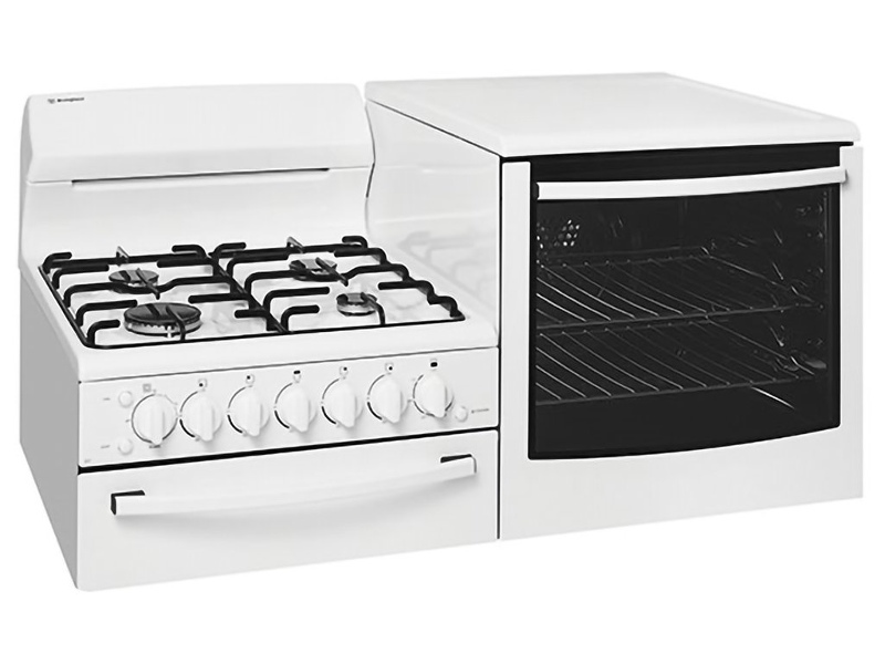 Westinghouse WDG103WA-L Elevated Natural Gas Oven