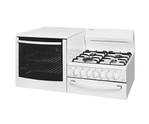 Westinghouse WDG103WBNG-L Elevated Natural Gas Oven