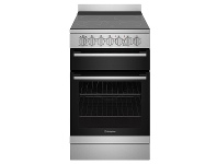 Appliances Online Westinghouse 54cm Freestanding Fan Forced Electric Oven/Stove WFE542SC