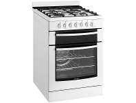 Appliances Online Westinghouse WFE619WA 60cm Freestanding Dual Fuel Oven/Stove
