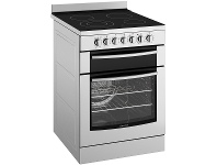 Appliances Online Westinghouse WFE647SA 60cm Freestanding Electric Oven/Stove