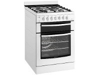 Appliances Online Westinghouse WFG617WA 60cm Freestanding Natural Gas Oven/Stove