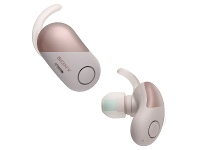 Appliances Online Sony WFSP700NP Wireless Noise Cancelling Bluetooth In Ear Headphones Pink