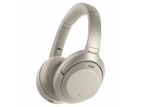 Appliances Online Sony Wireless Noise Cancelling Bluetooth Over Ear Headphones Silver WH1000XM3S