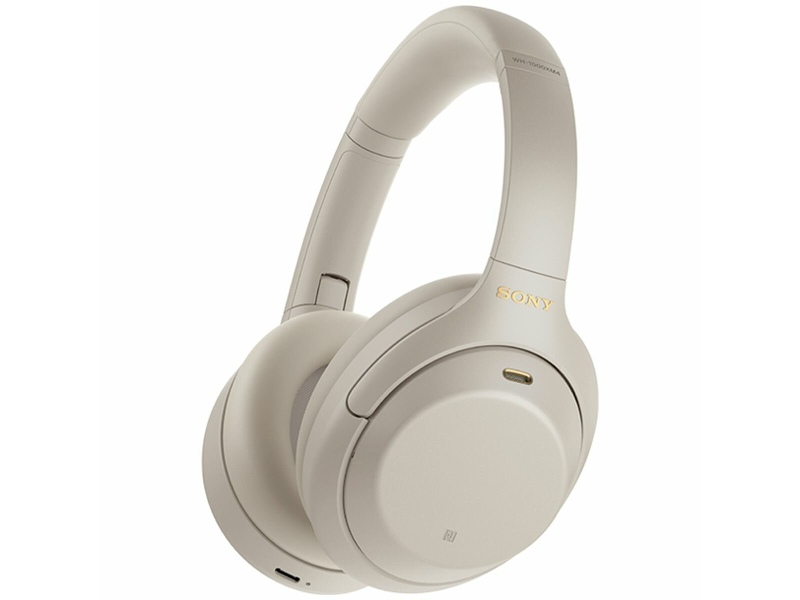 Sony Wireless Noise Cancelling Headphones WH1000XM4S