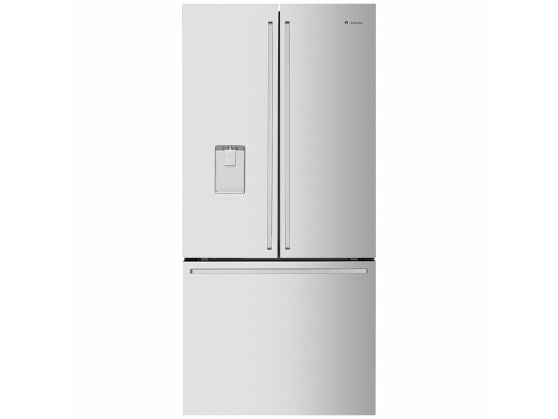 Westinghouse 524L French Door Fridge with Ice and Water Dispenser WHE5264SC