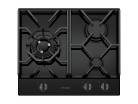 Appliances Online Westinghouse 60cm 3 Burner Natural Gas Cooktop WHG638BC