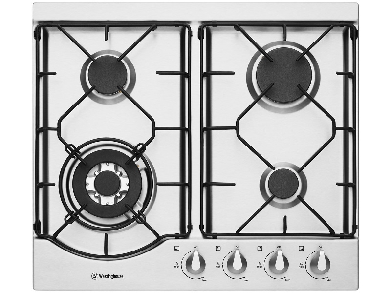 Westinghouse WHG644SA 60cm Natural Gas Cooktop