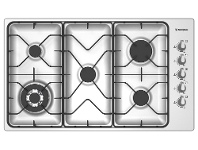 Appliances Online Westinghouse WHG951SB 90cm Natural Gas Cooktop
